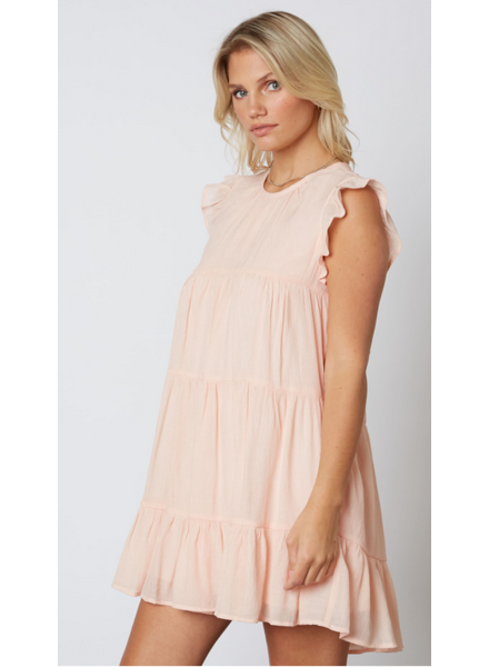 cotton candy delilah dress
