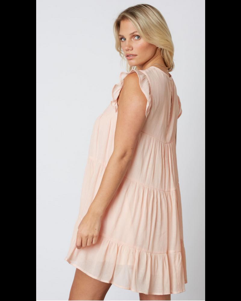 cotton candy delilah dress