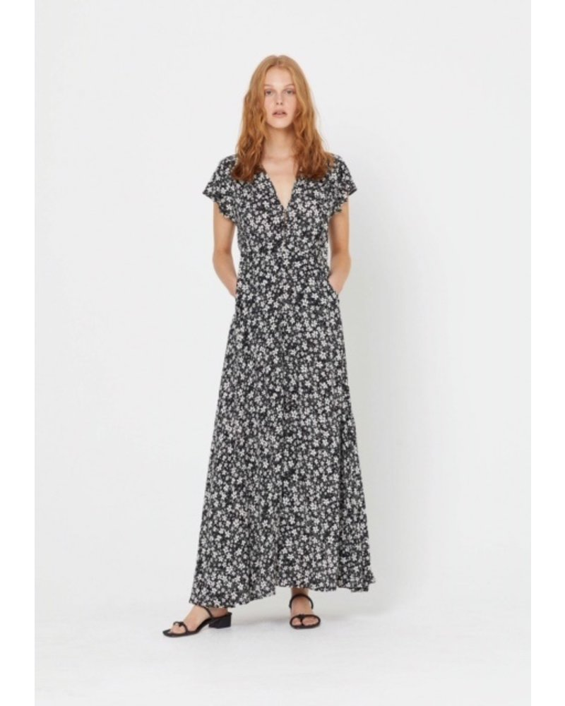 auguste the label cole wylde maxi dress