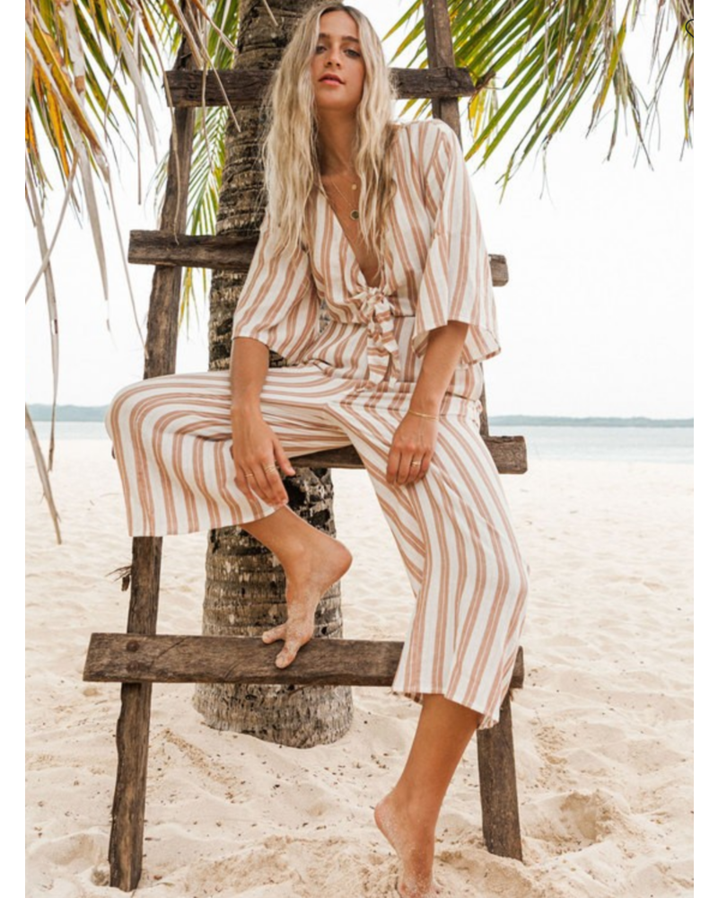 billabong billabong link up jumpsuit