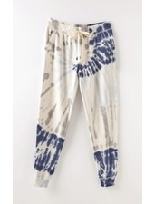 z supply multi color tie dye jogger