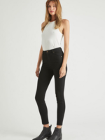 rollas eastcoast ankle jeans (black)