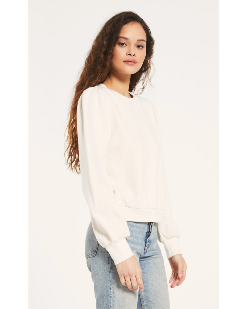 z supply z supply zoe sweatshirt