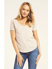 z supply organic cotton v neck tee