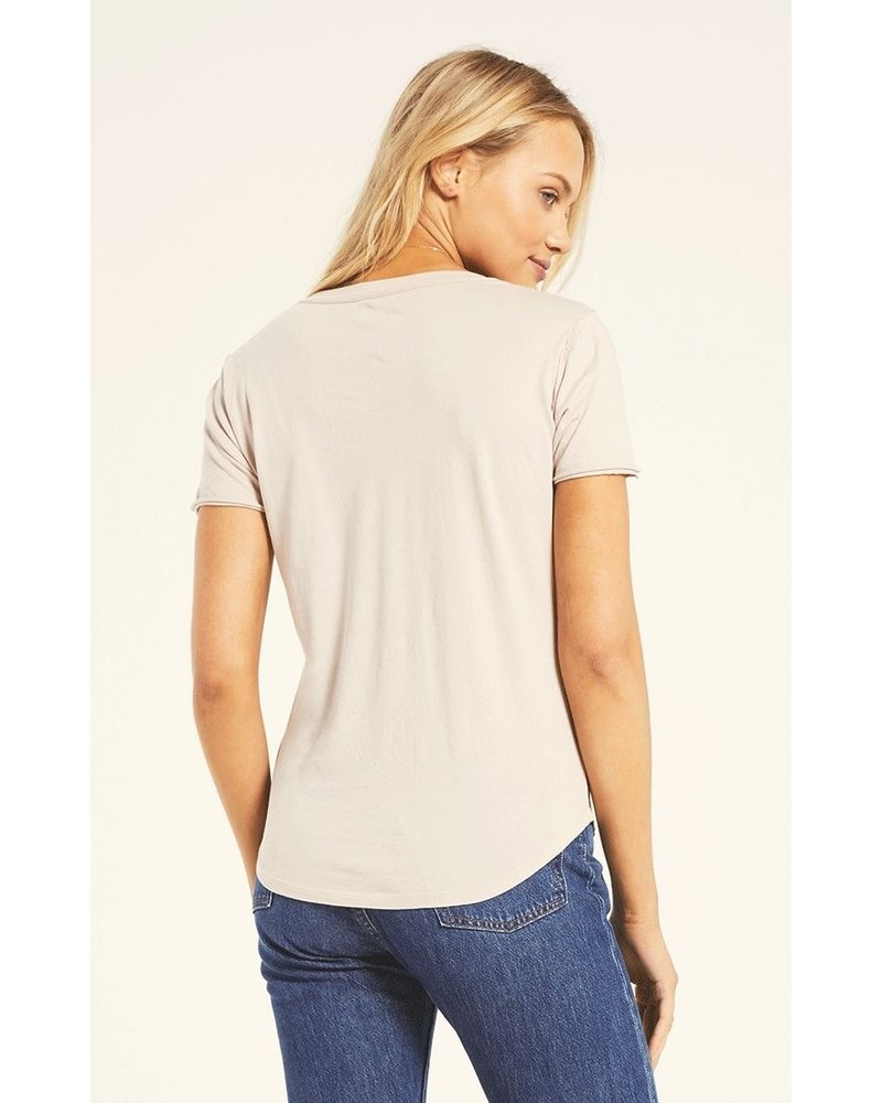z supply z supply organic cotton v neck tee