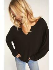 z supply alpine marled pullover