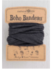 natural life natural life heathered charcoal boho bandeau