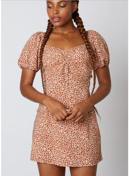 cotton candy lara dress
