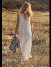 auguste the label margot wren midi dress