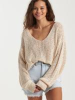 billabong feel the breeze sweater