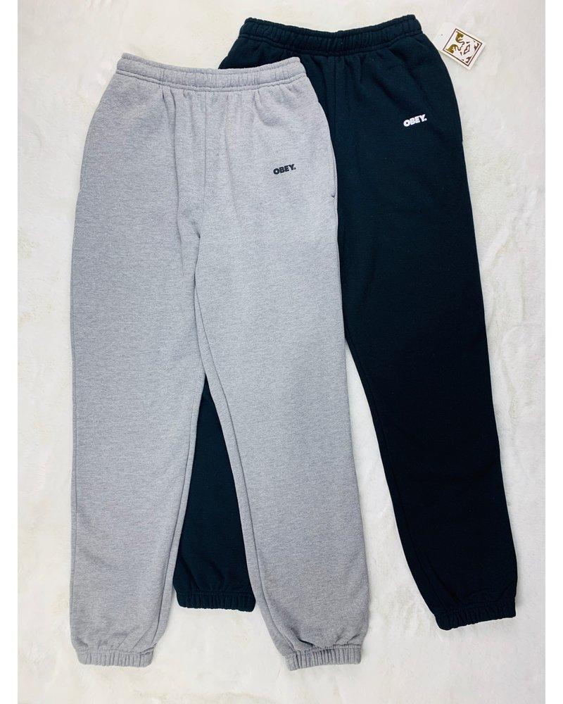 obey bold sweat pants