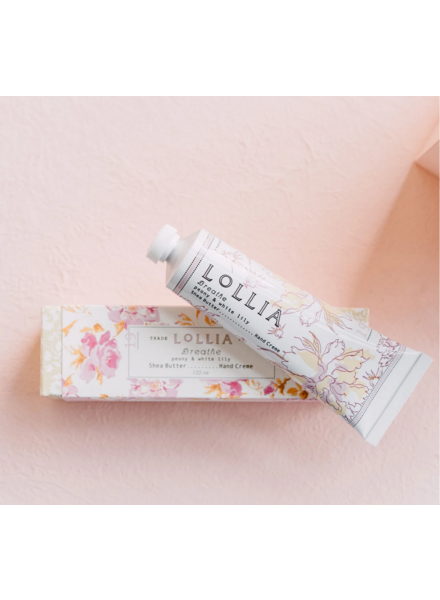 lollia breathe travel size lotion