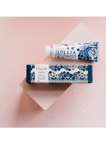 lollia dream petite handcreme