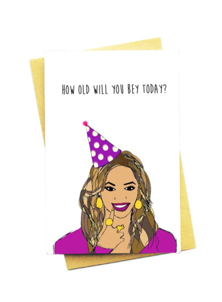 bey today card