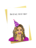 nocturnal paper bey today card