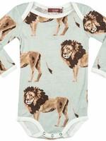 milkbarn lion l/s one piece