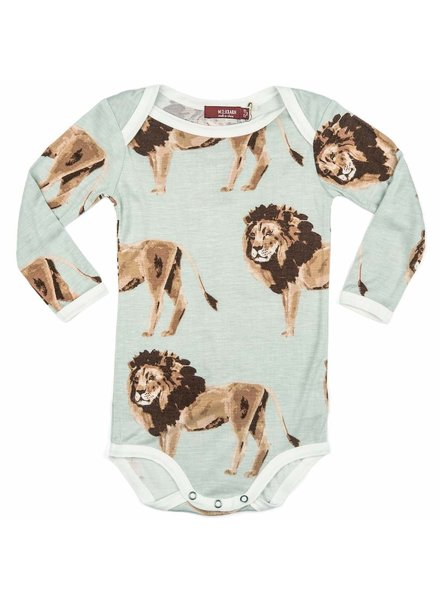 milkbarn lion l/s one piece