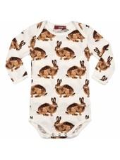 milkbarn bunny l/s one piece