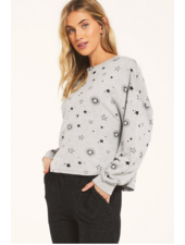 z supply jessie star long sleeve