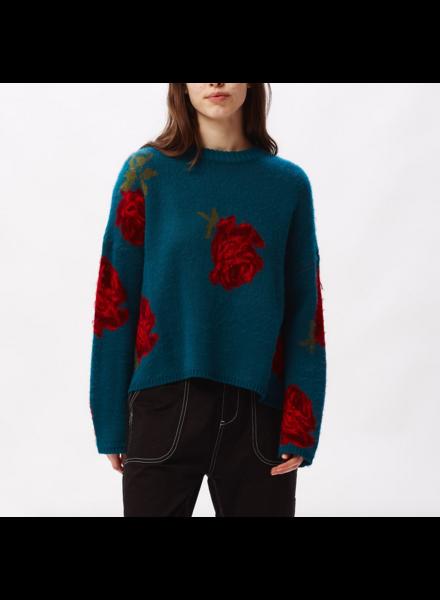 rhyme crew sweater