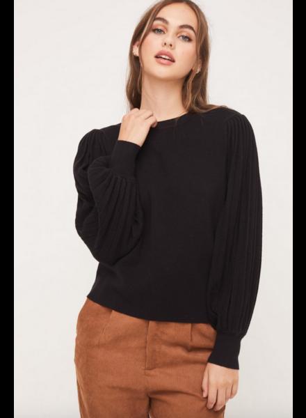 lush cara pullover