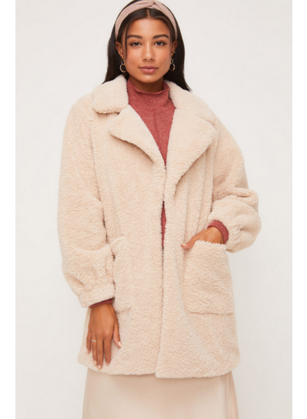 lush simon coat