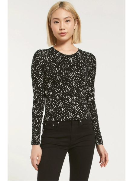 z supply joan dot top