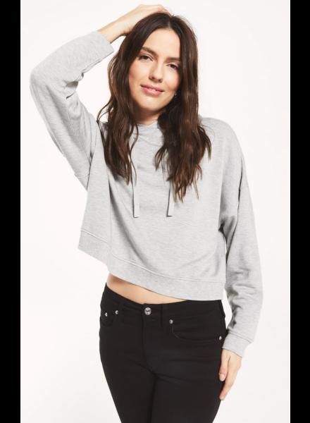 z supply soho fleece hoodie