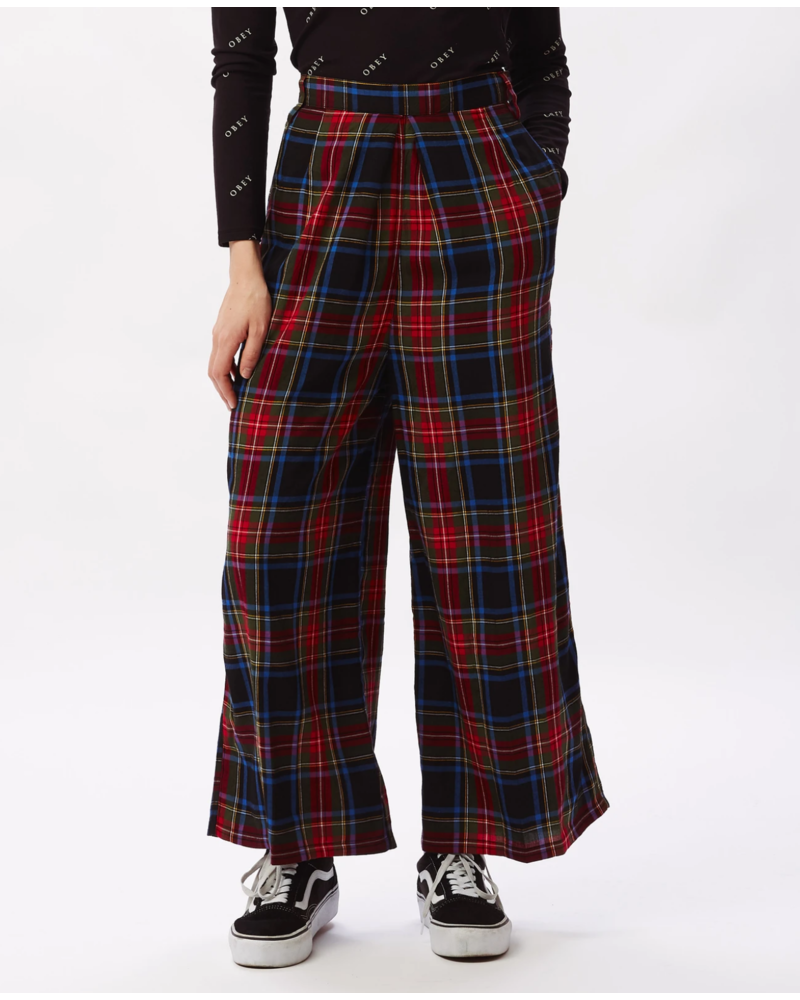 obey irving cropped pant