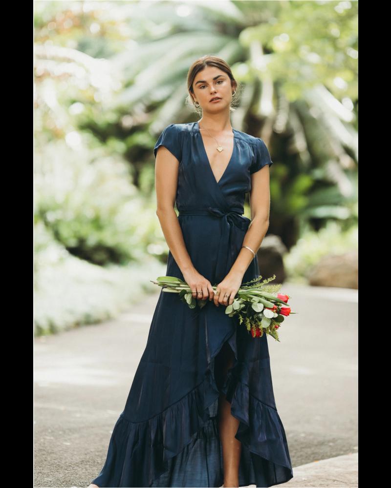 xix palms whistler wrap dress