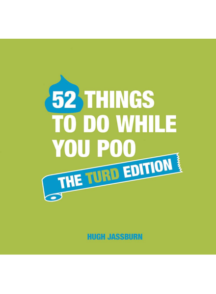 hachette book group 52 things to do while you poo