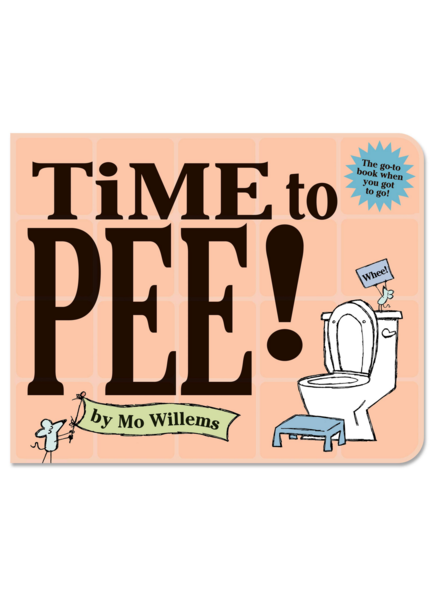 hachette book group Time to Pee