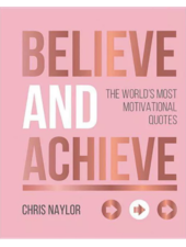 hachette book group Believe and Achieve