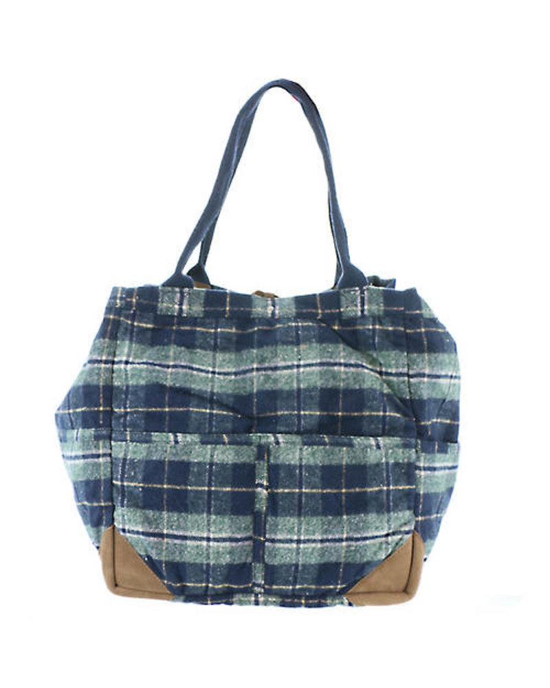free people free people fremont mixed material tote
