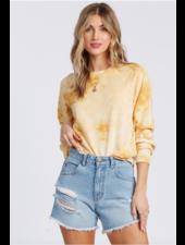 billabong sun shrunk sweatshirt