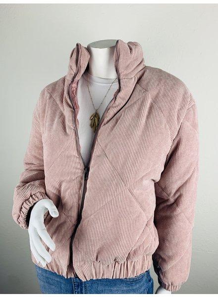 lush dusty jacket