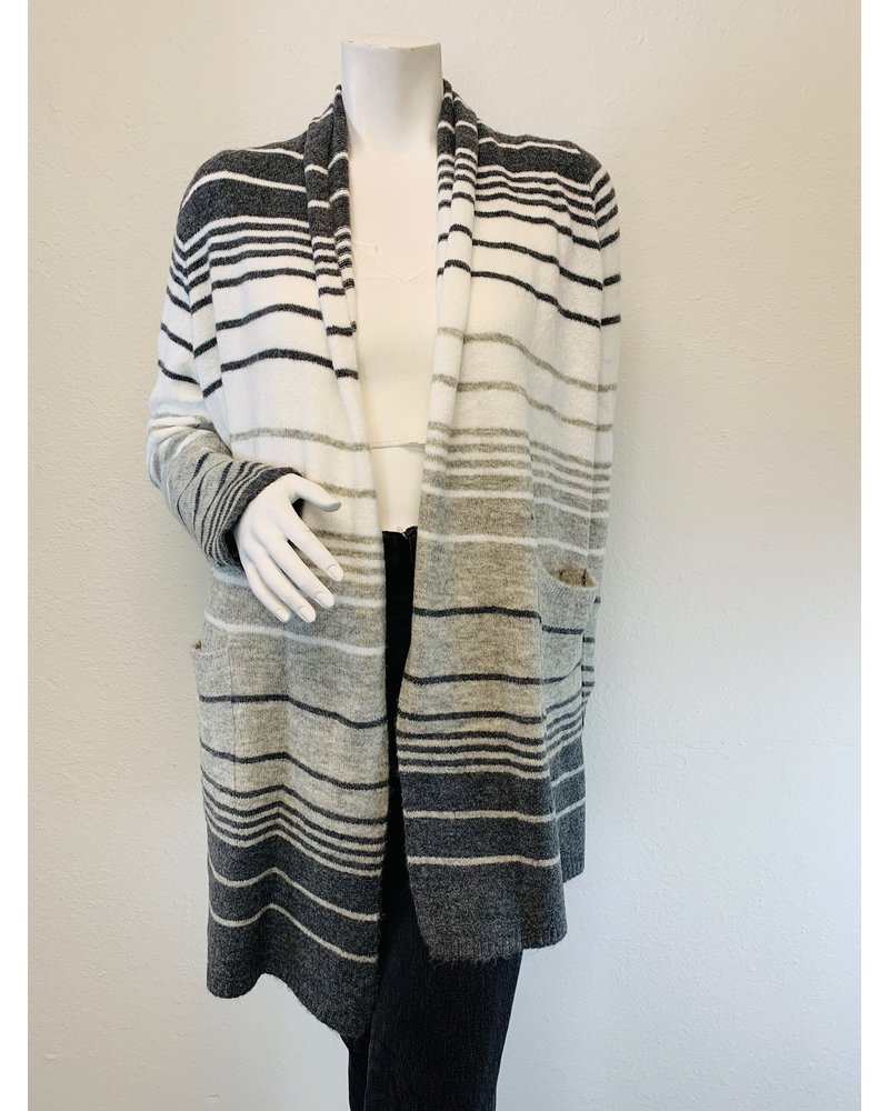 staccato vince cardigan