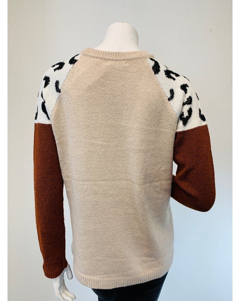 staccato florence sweater