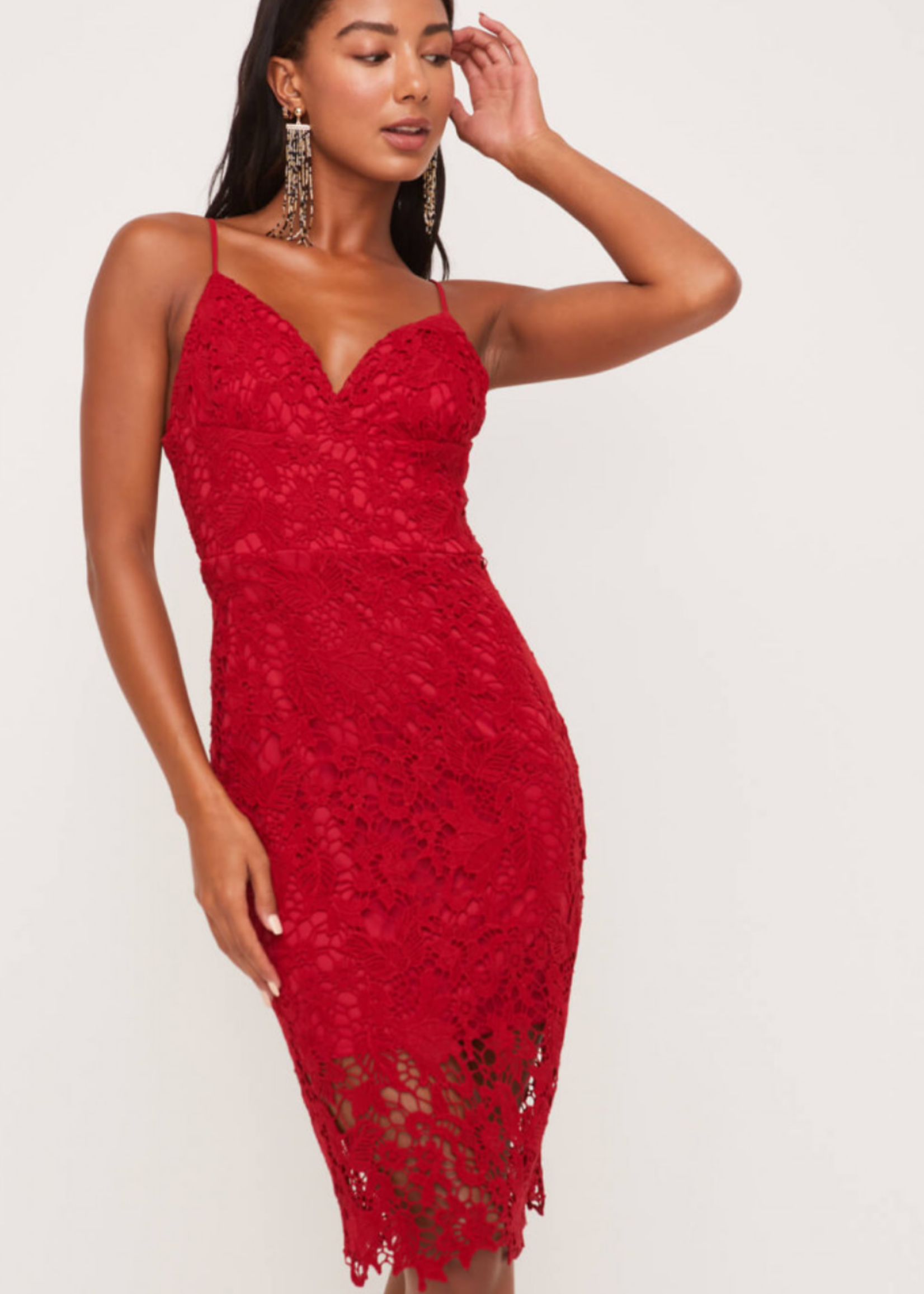 lush lush morris dress