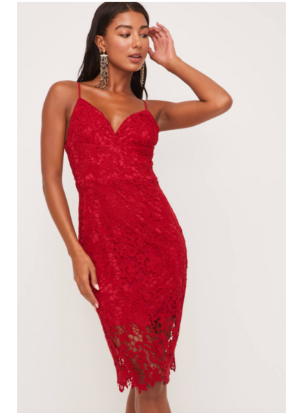 lush morris dress