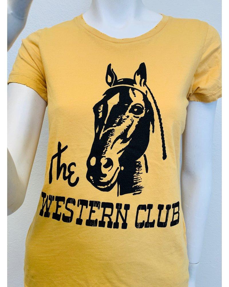 bandit brand western club tee