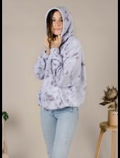 eggplant hoodie