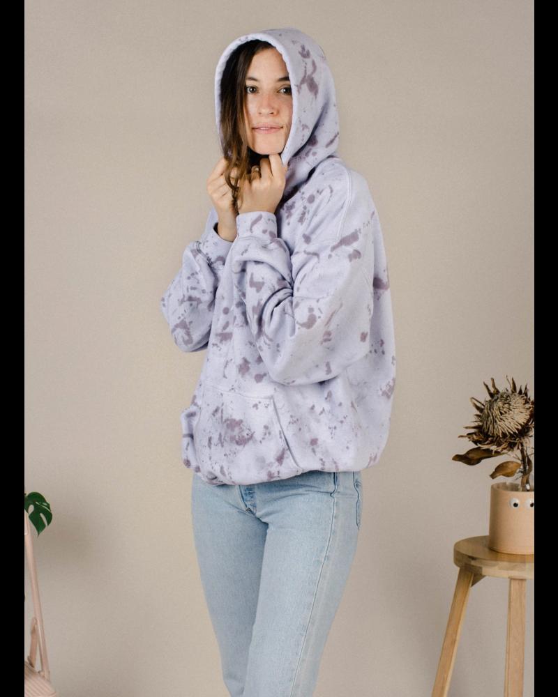 the things between eggplant hoodie
