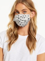z supply safari mask black - set of 4