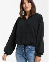 z supply ariel loop terry hoodie