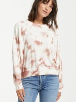 z supply claire cloud tie dye top