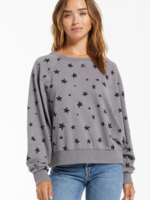 z supply marella star pullover