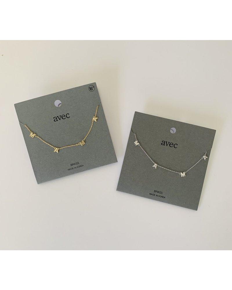 547 mama necklace