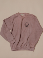 the things between smile crew neck