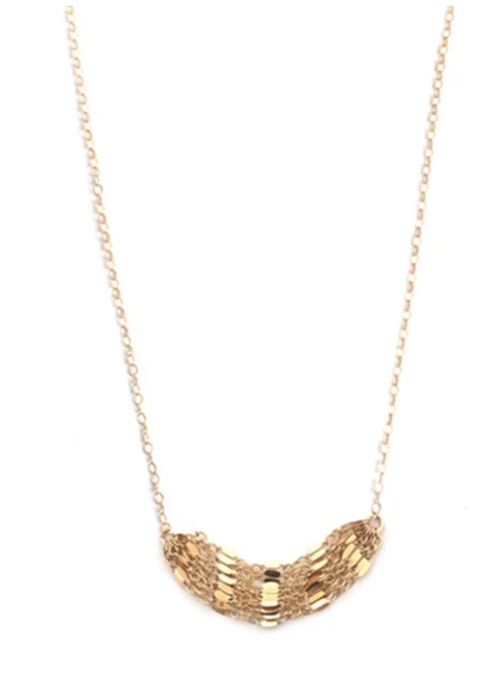 mimi & lu mimi & lu myra necklace